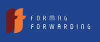 Логотип Formag forwarding
